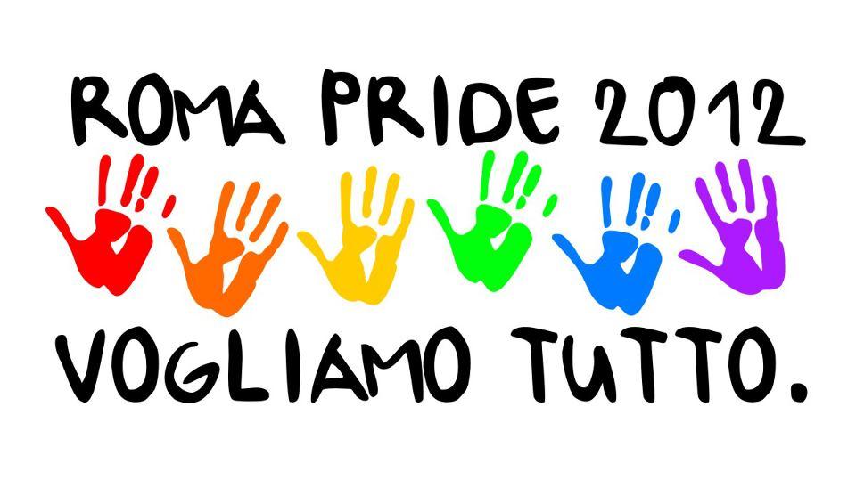 pride roma 2012