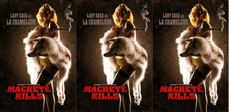 Lady Gaga Cameleon