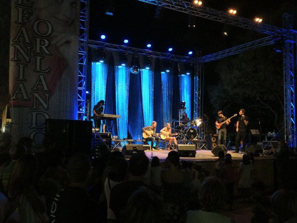 Concerto live Stefania Orlando