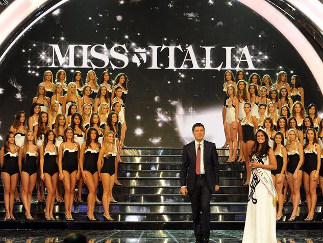 miss italia frizzi