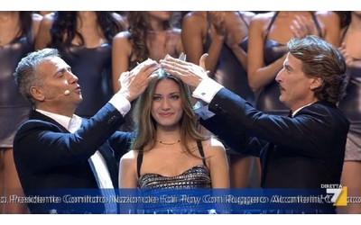 miss italia premiazione